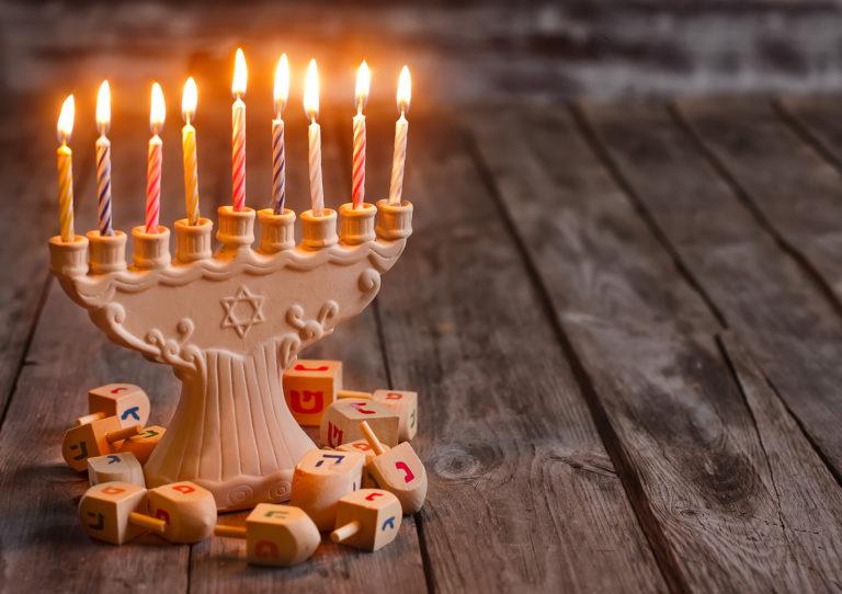 Ханука — праздник света!