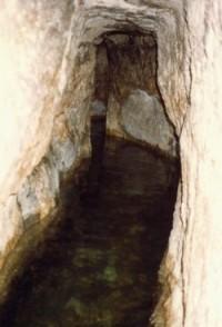 Древний Иерусалим, Город Давида, Силоамский туннель