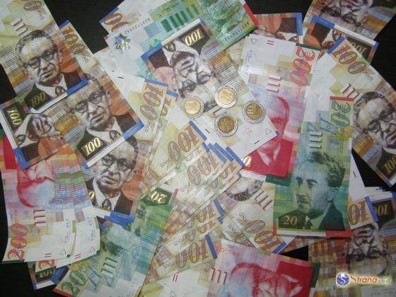 финансы в Изариле