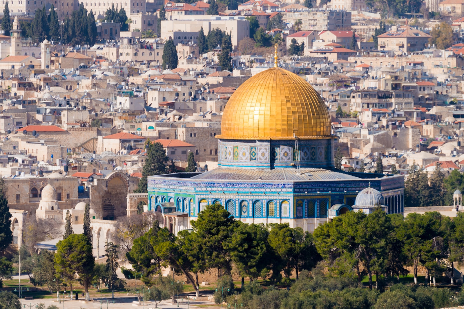 золотой иерусалим IVRIKARU