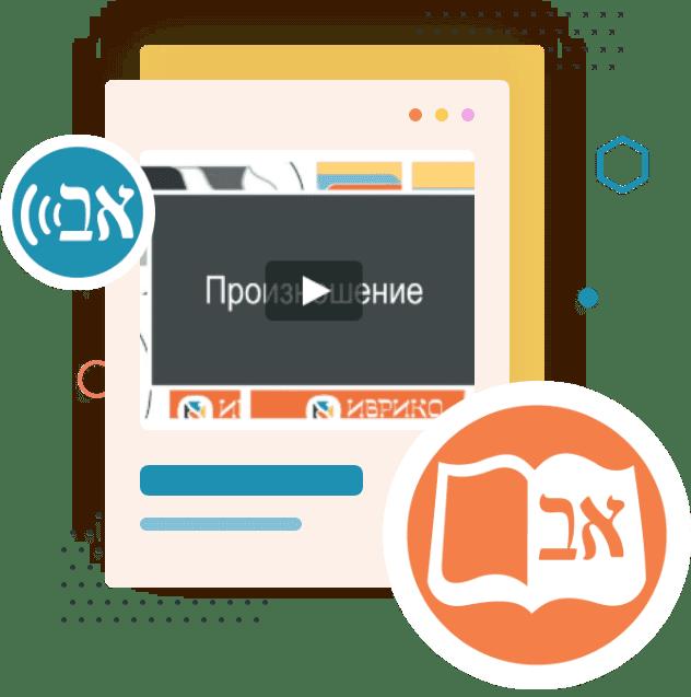 Иврит онлайн | Школа ИВРИКА Виктории Раз