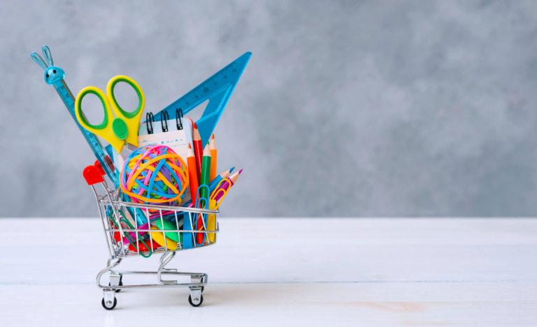 25 вещей для начала учебного года — список покупок для учеников начальной школы
